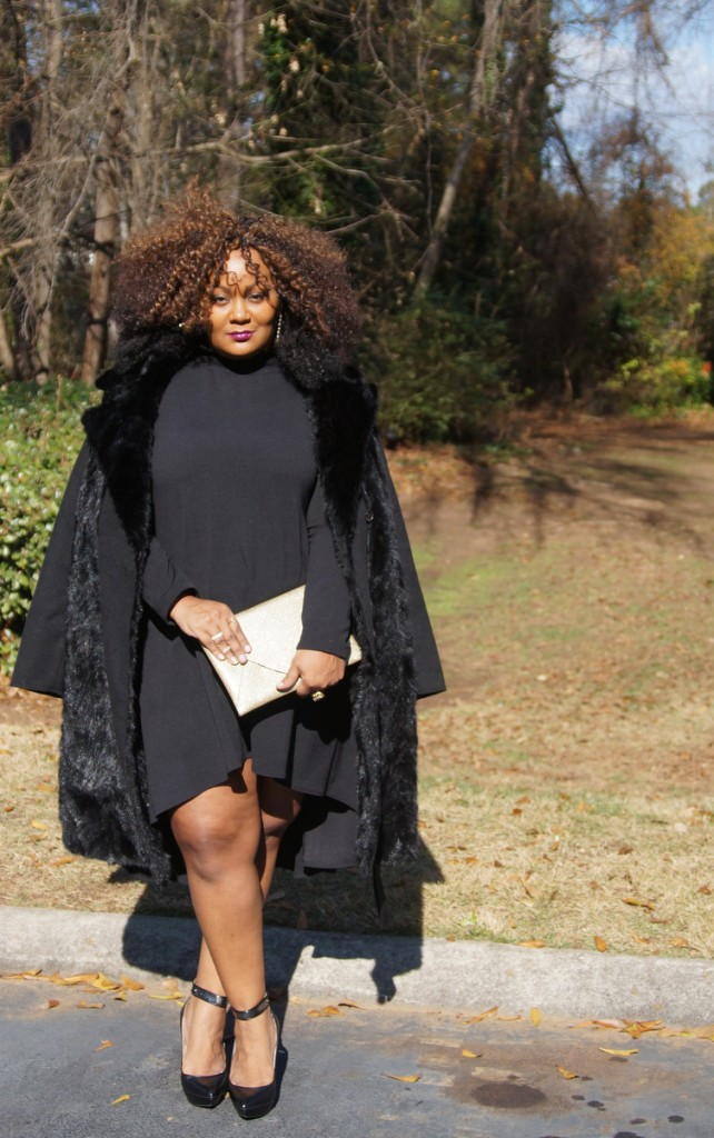The curvy fashionista determined to show the fashion world