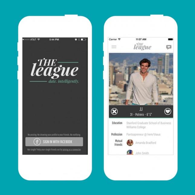 dating app ivy league