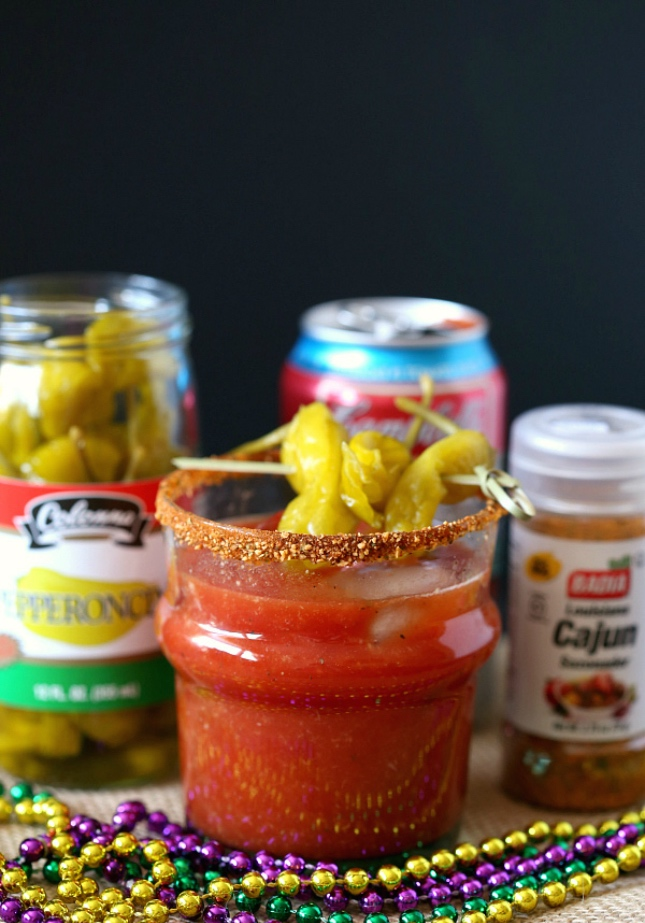 Cajun Bloody Mary : You may want to save this tipple for the ...
