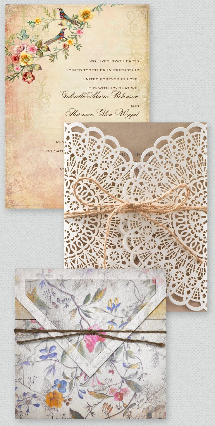 Boho-Vintage-Wedding-Invites
