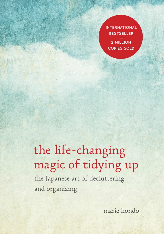 Life Changing Magic of Tidying Up Quilting for Joy