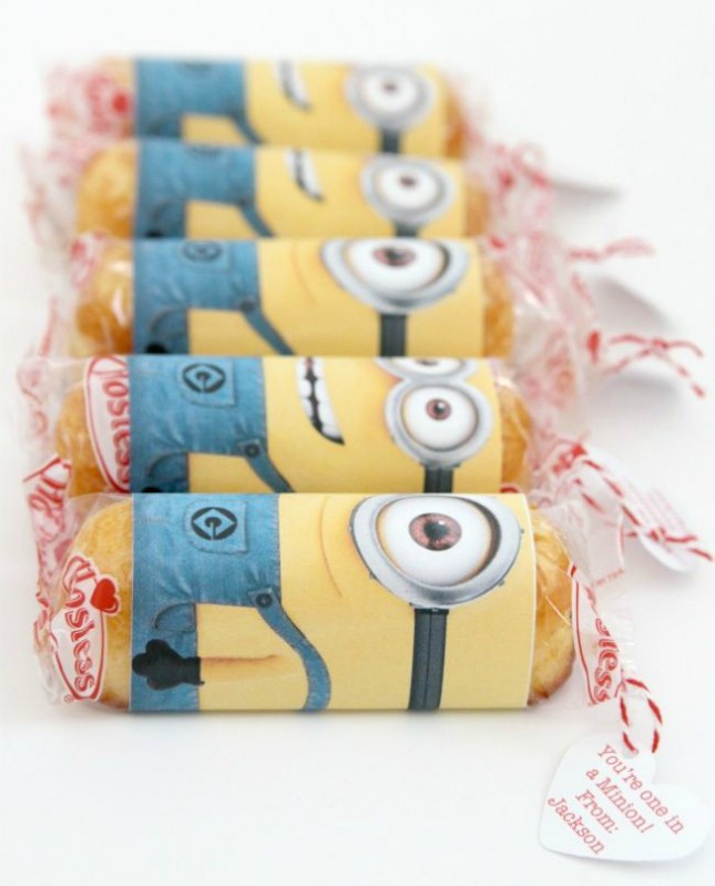 Valentine, You're One In A MINION! - All