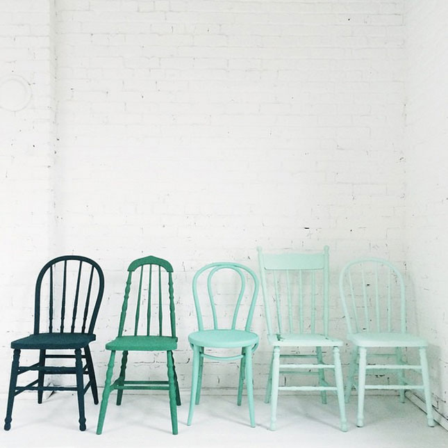Ombre Your Furniture With These 11 Diys Brit Co