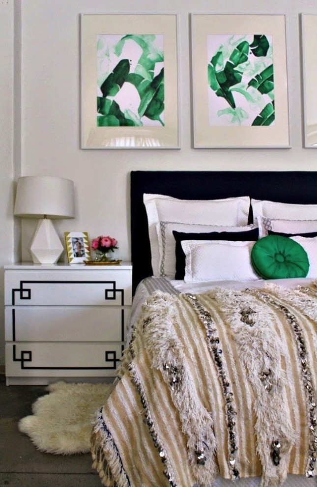 21 IKEA Nightstand Hacks Your Bedroom Needs | Brit + Co