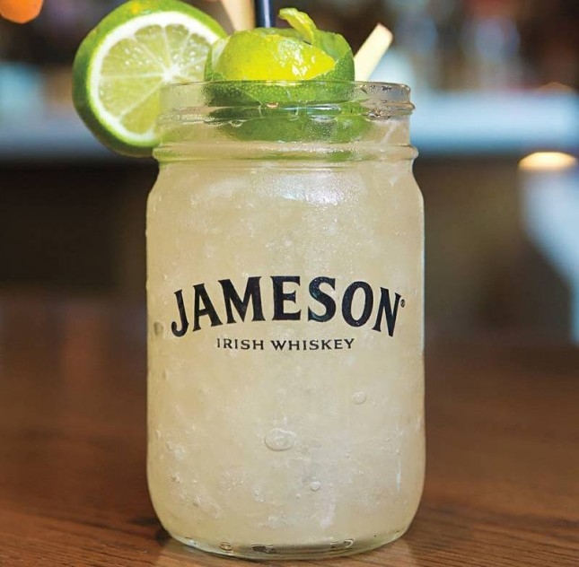 19 irish foods drinks traditions minus the corned beef for Jameson mixed drinks recipes