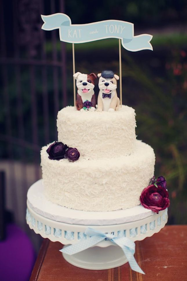 19 Of The Most Creative Cake Toppers For Every Couple