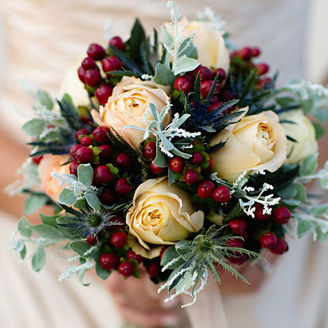 Wedding Flowers For Winter Season Pictures: Gorgeous winter wedding ...