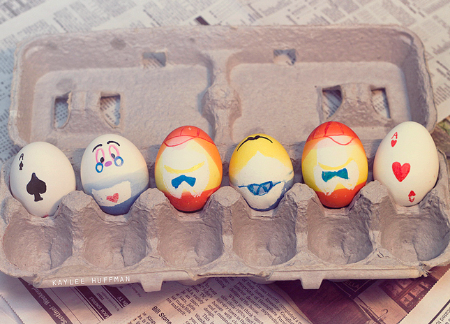 Geek Out With 22 Pop Culture Inspired Easter Eggs Brit Co