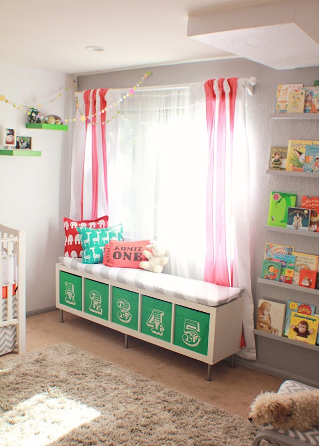 Fantastic way to update a plain old dresser via buy modern baby