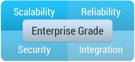 Making In-Memory Computing Enterprise Grade