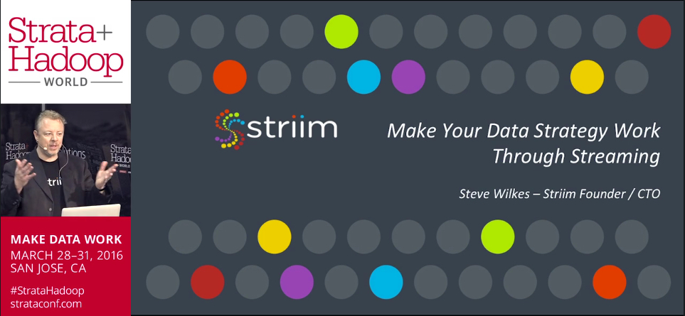 Make Your Data Strategy Work Through Streaming