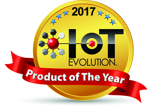 Striim Receives 2017 IoT Evolution Product of the Year Award