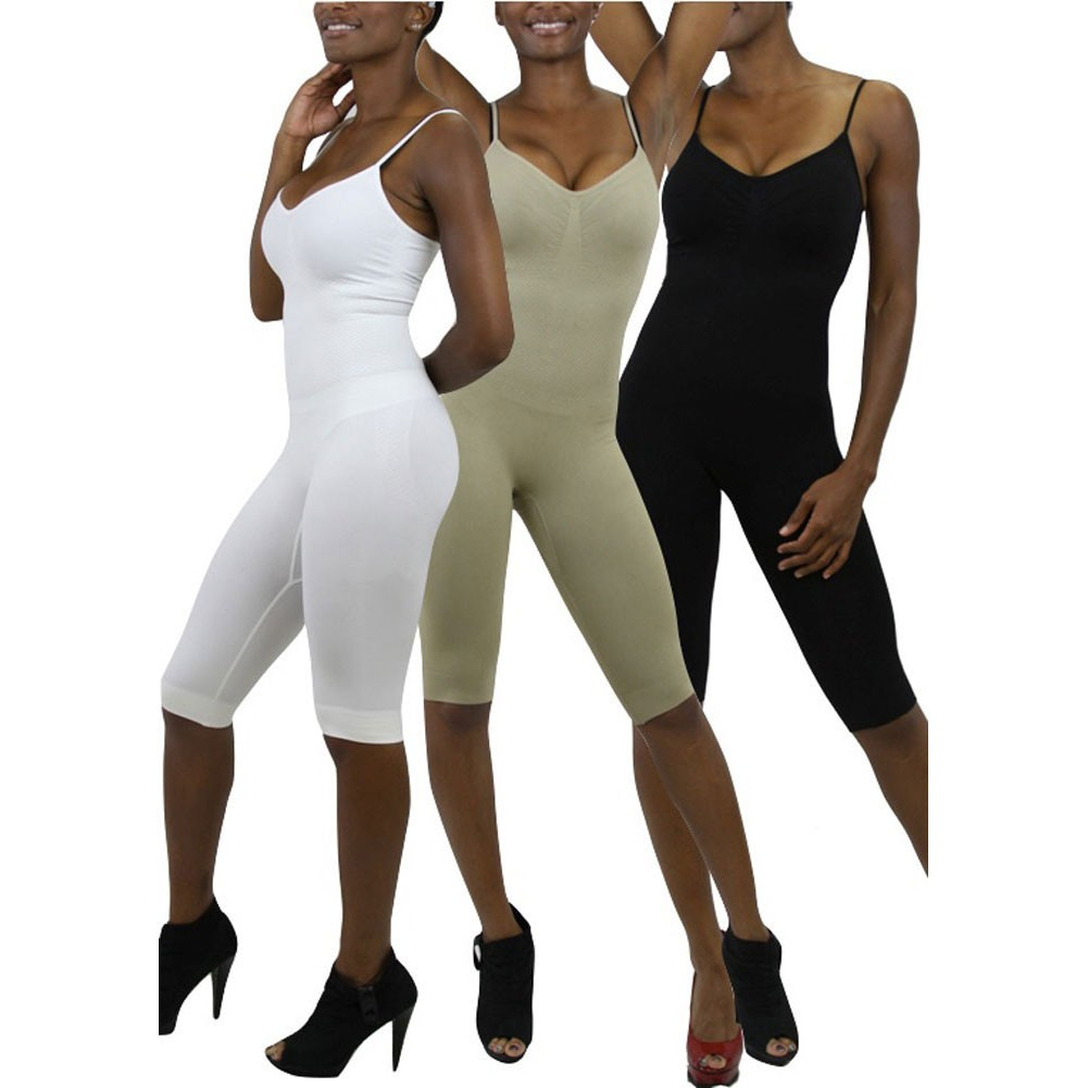 Slim Instantly All In One Perfect Long Leg Body Shaper v19