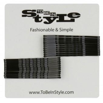 Basic Black Bobby Pins