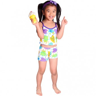 Heart Children Swimdress