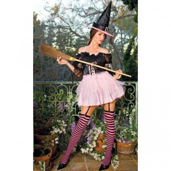 Naughty Evil Hot Vixen Off Shoulder Witch Outfit Halloween Costume Halloween Costume Cosplay