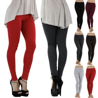 Full Length Cotton Leggings