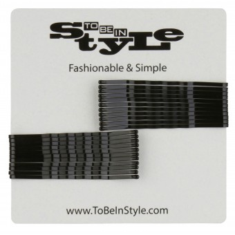 Basic Black Bobby Pins