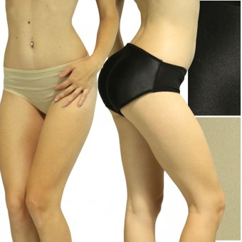Women's Padded Butt Booster Uplifting Enhancher Panty Shaper