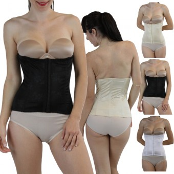 Instant Slimming Long Torso Tummy Shaper Waist Nipper Shaping Cincher Girdle