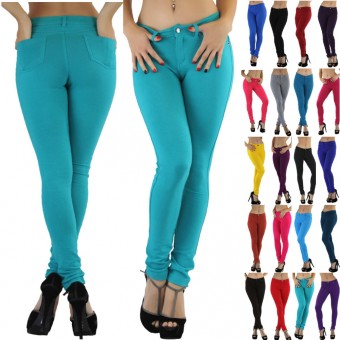 Soft Knit Moleton Legging Pants