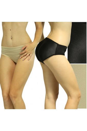 Women's Padded Butt Booster Uplifting Enhancher Panty Shaper