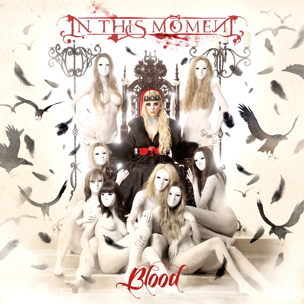 In This Moment : Blood
