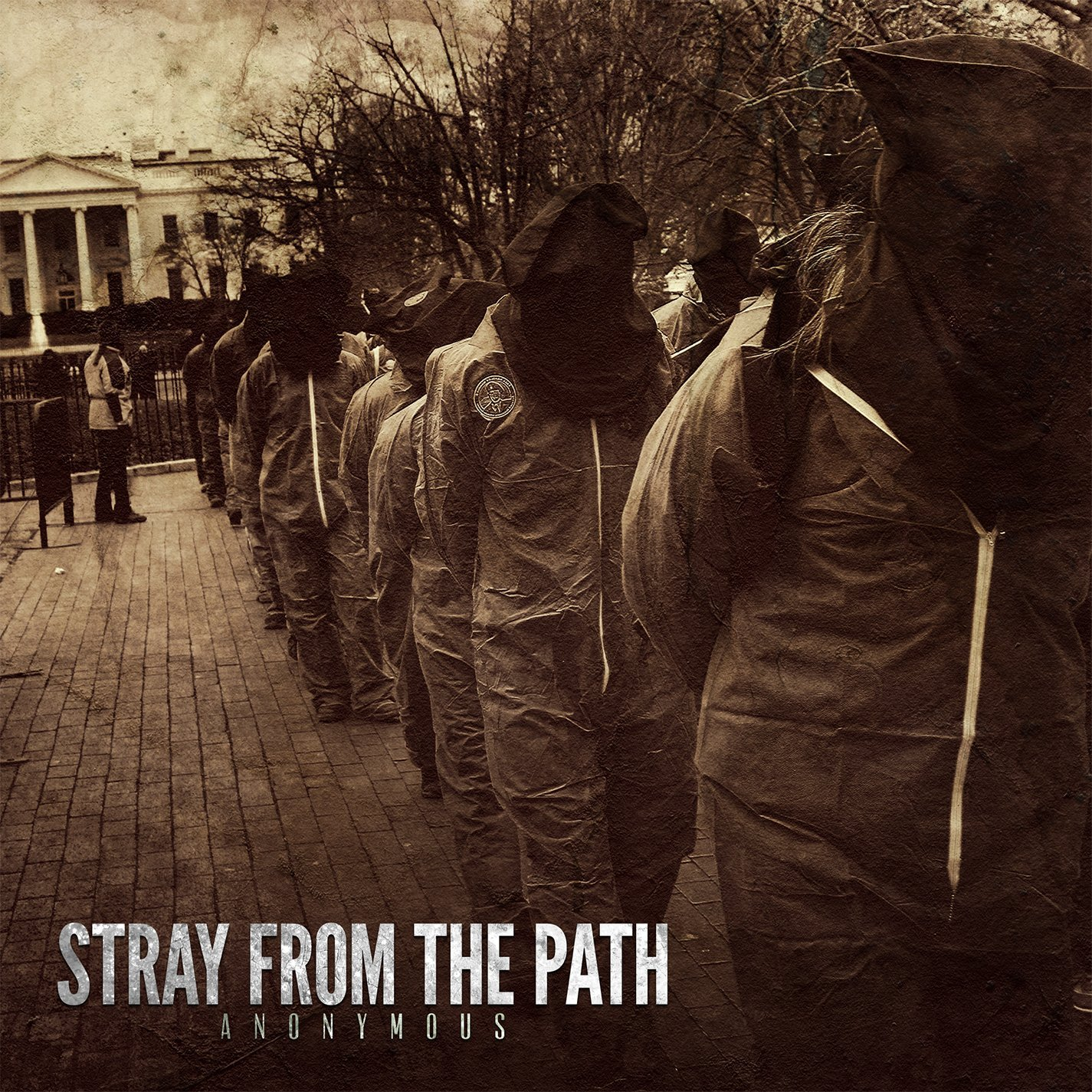 Stray From The Path : Anonymous