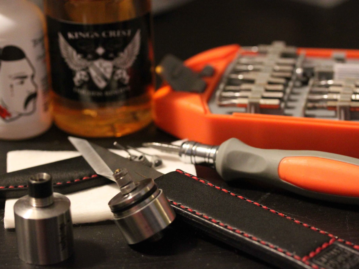 12 Essential Tools That Every Vape Snob Should Own