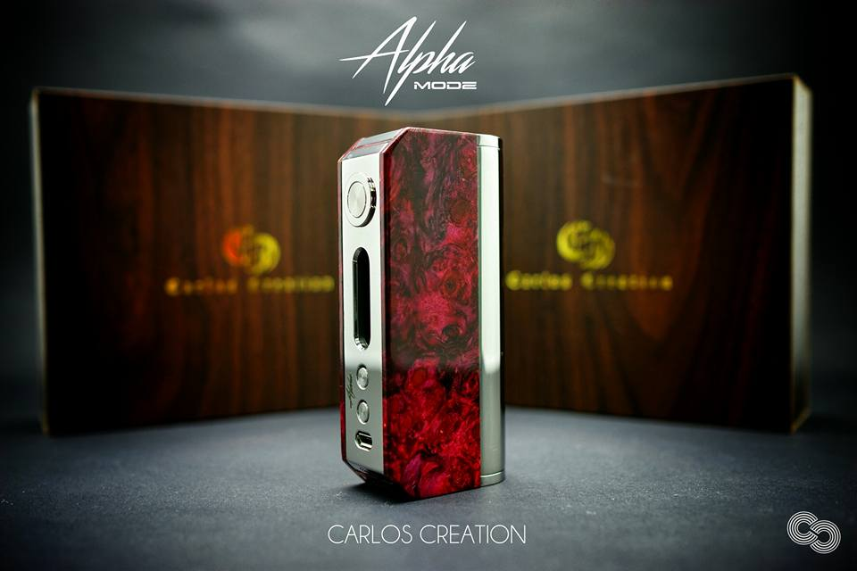 "Carlos Creations ""Alpha"""