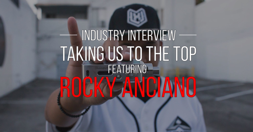 Taking Us To The Top With Rocky Anciano