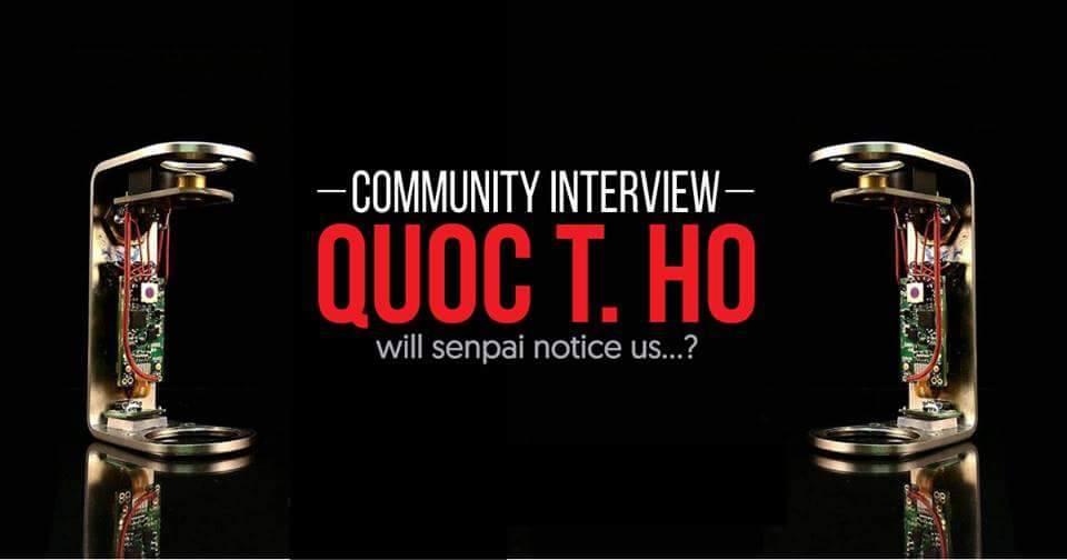 Community Interview: Quoc T. Ho – Will Senpai Notice Us?