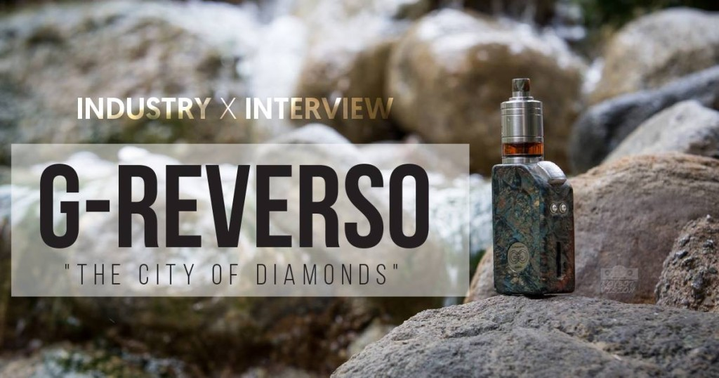 "Industry Interview G-Reverso ""The City Of Diamonds"""