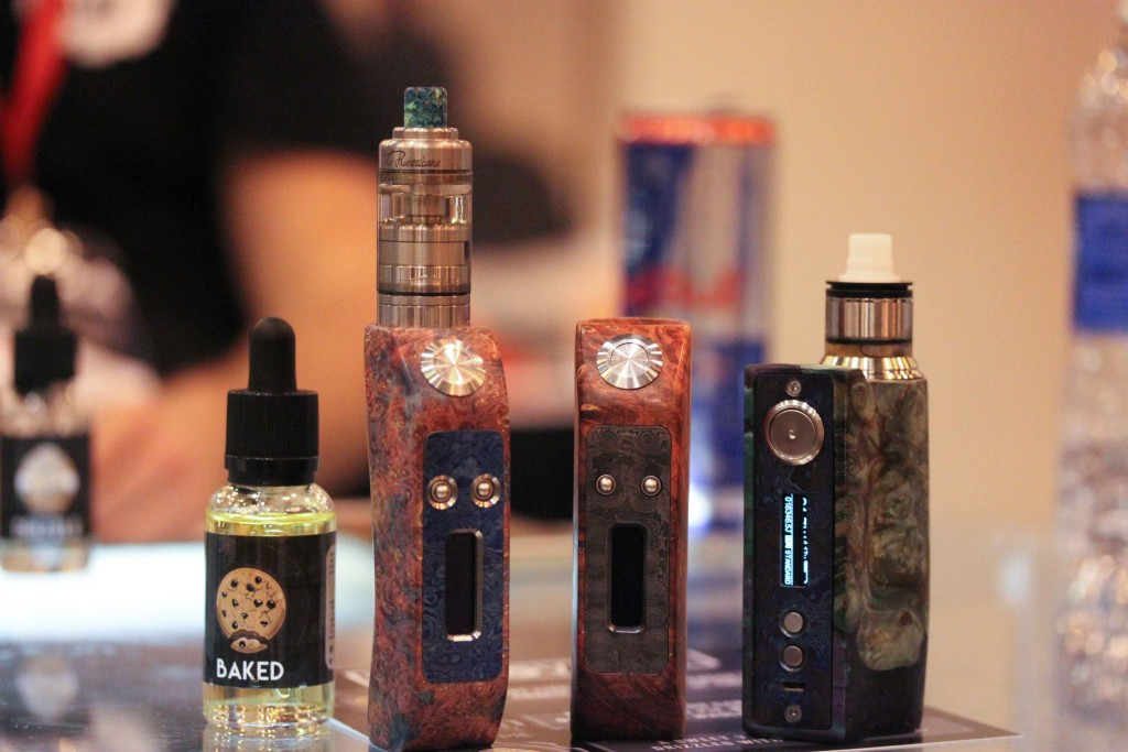 THE RECAP OF THE VAPE SHOWCASE PART: 3