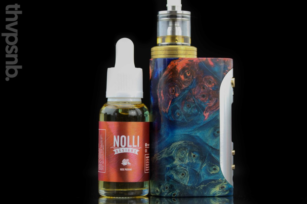 Nolli Designs – Rose Pudding