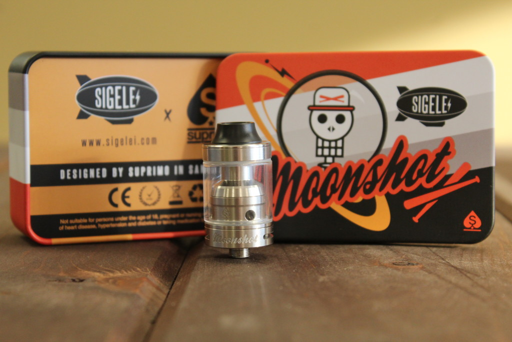 Moonshot RTA Designed by Suprimo made by Sigelei