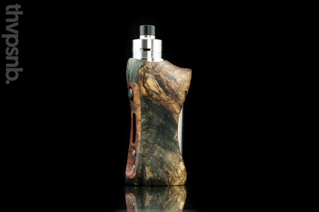 "Closer Look Into The Gepetto Box Mods  ""Intarsio"""