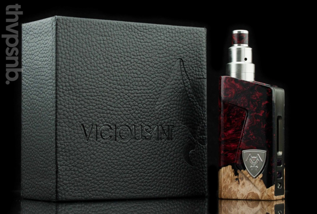 Closer look into Vicious Ant Duke SX Stabwood