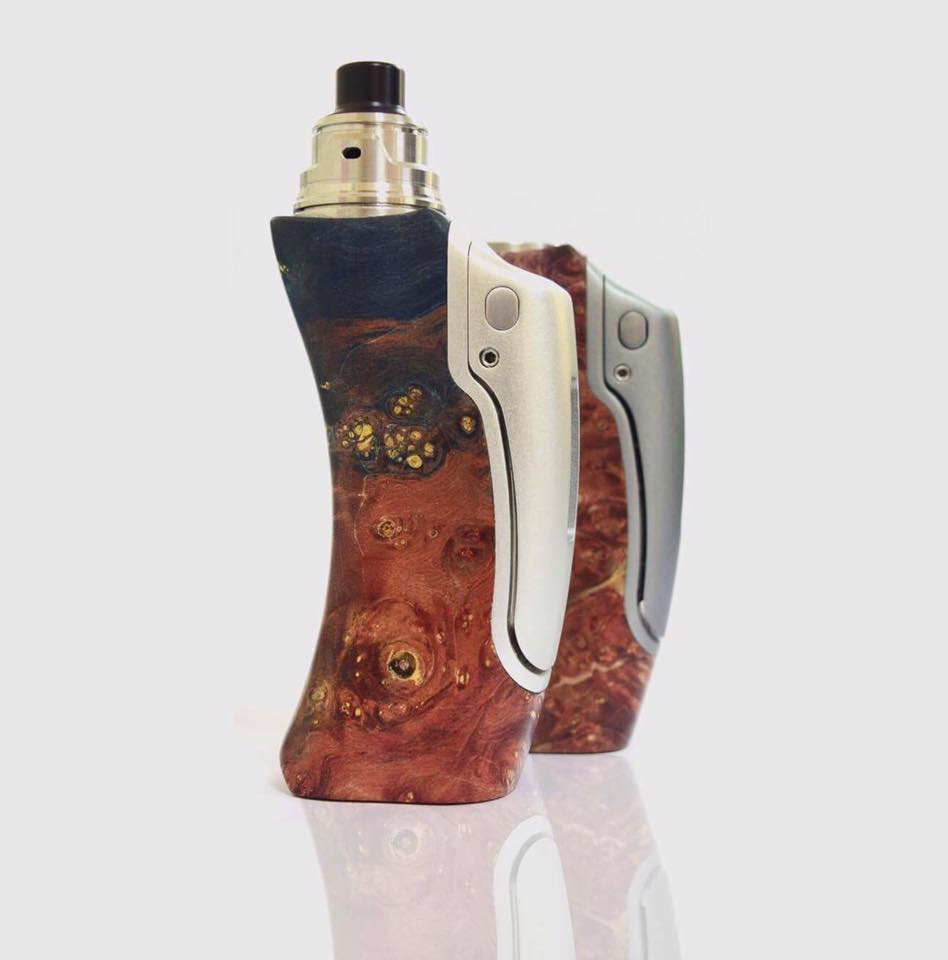 Kilic Customs The AirLab RDA & ImperioSQ Mod