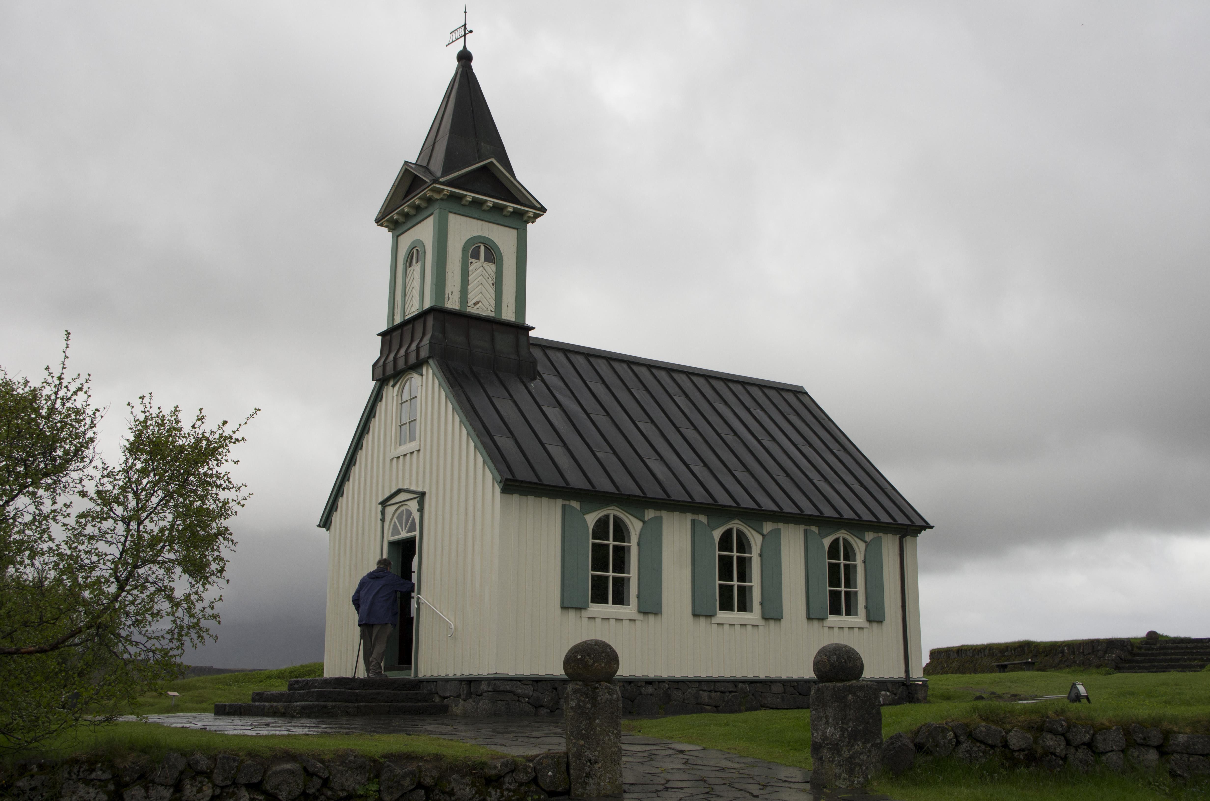 thinvellir-church