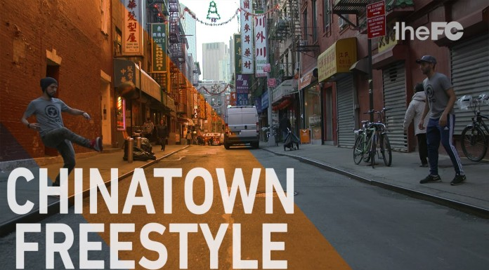 Chinatown freestyle