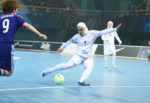 Iran Womens Futsal AFC Champtionship