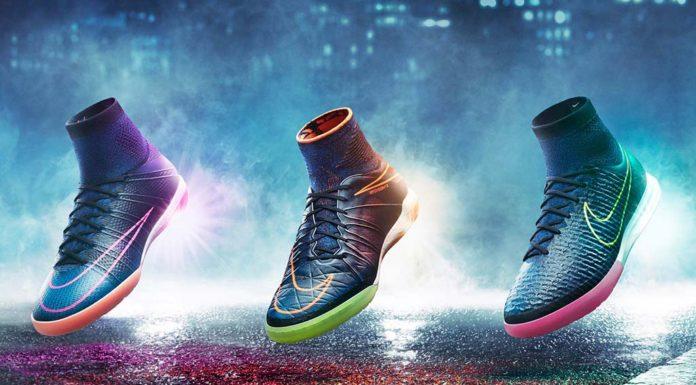 Nike FootballX Distressed Indigo pack.