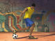 Street Football Mural