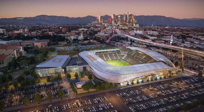 LAFC new stadium