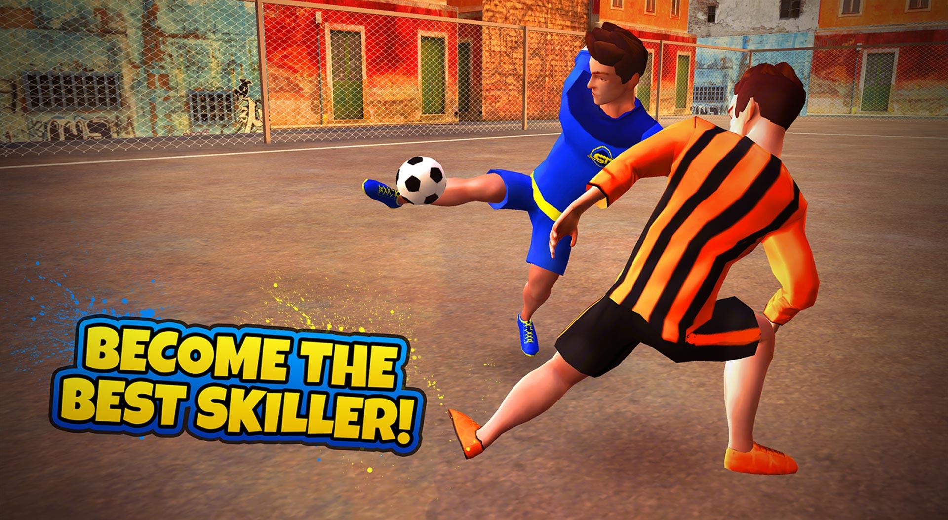 SkillTwins videogame