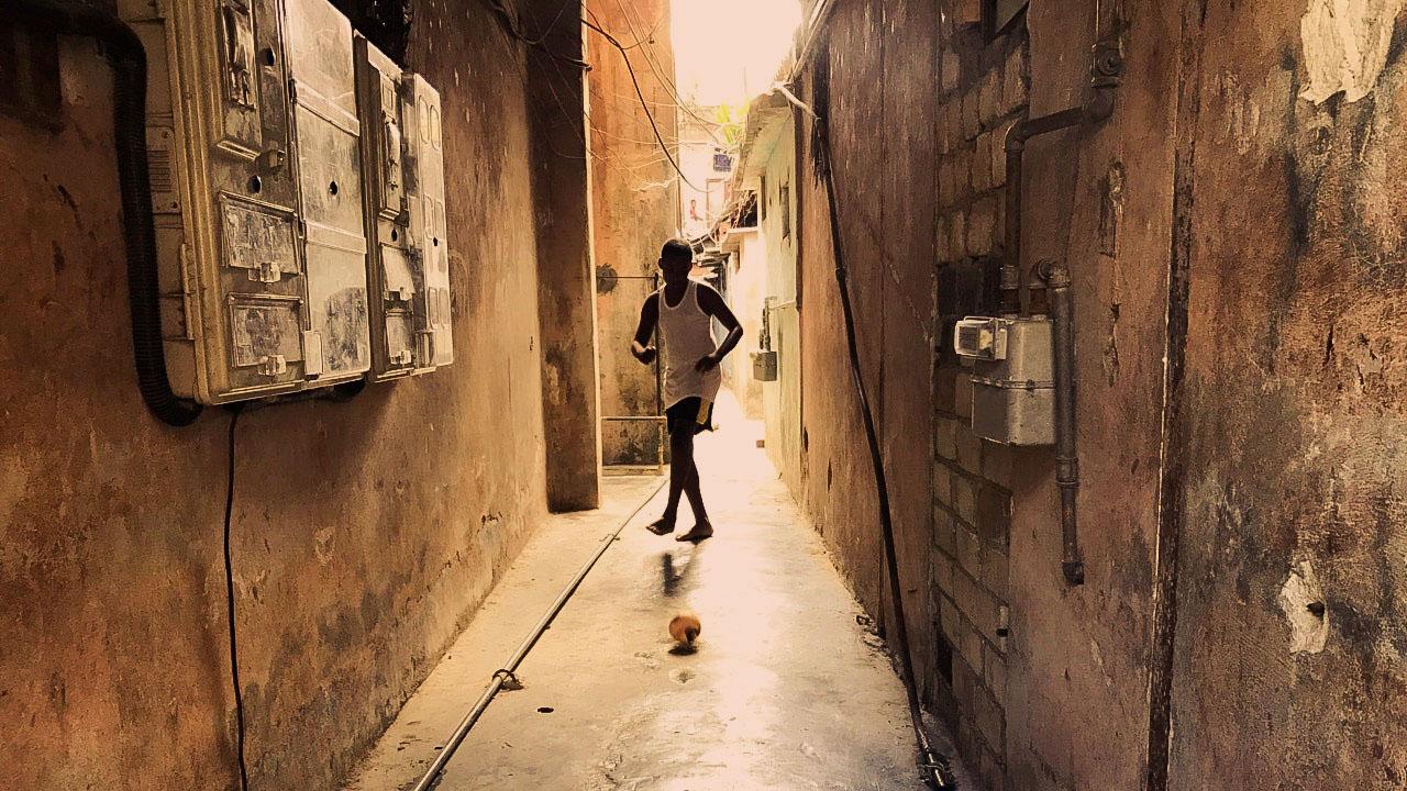 Cuba street football