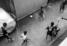 Indonesia street football