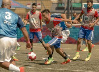 Neymar Jr's Five LA