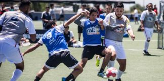 Red Bull Neymar Jr's Five San Diego